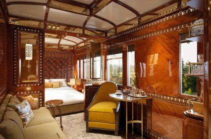Venice Simplon Orient Express grand suite coupe