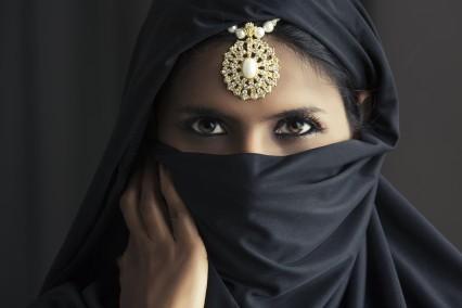 iran-gesluierde-vrouw
