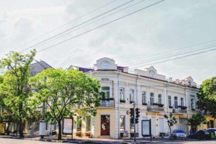middenklasse Odessa