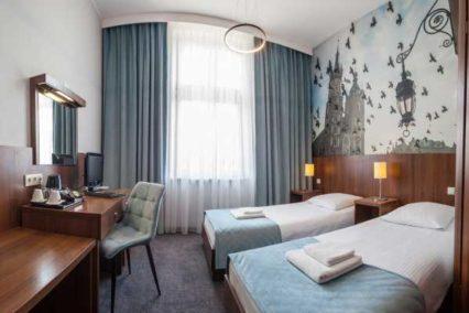 middenklasse hotel Krakau