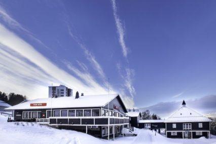 middenklasse hotel Narvik
