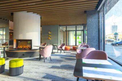 middenklasse hotel Warschau