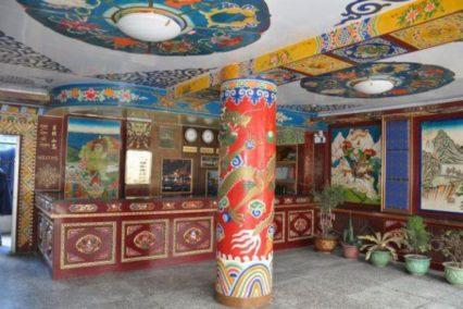 middenklasse hotel Xiahe