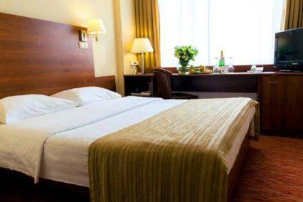 middenklasseupgrade hotel moskou