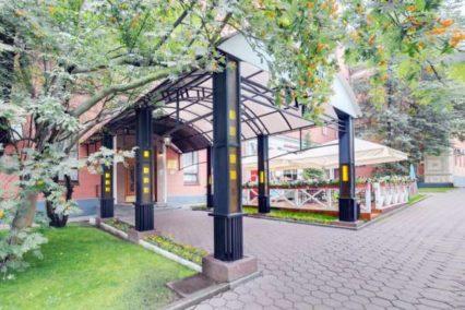 moskou middenklasse hotel