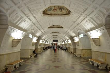 rusland-moskou-metrostation