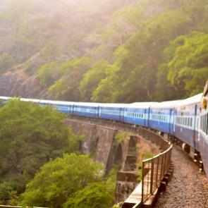 trans baikal express trein